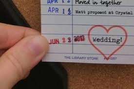 wedding save the date ideas 36 and clever ways to save the date