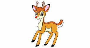 rudolph red nosed reindeer spiritumiracle deviantart