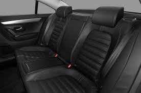 white volkswagen passat interior 2012 vw cc back seat 2 epautos libertarian car talk