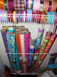 gift wrap storage ideas mrs nespy s world wrapping paper storage and organization solution
