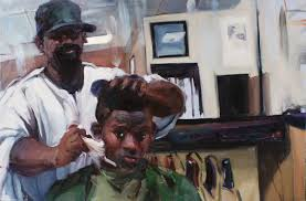 how a black barbershop in kansas city inspired a new children u0027s
