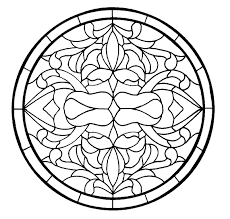 simple stained glass patterns for christmas the simple stained