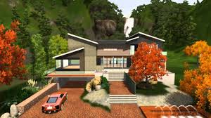 Chinese Home Sims 3 Modern Chinese Home Teaser Youtube