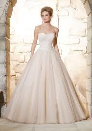 tulle wedding dress lace bodice on classic tulle wedding dress style 2777