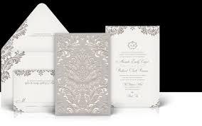 wedding invitations luxury marquise luxury wedding invitations the wedding collection
