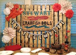 crawfish boil decorations 34 best images about crawfish boil on low country boil