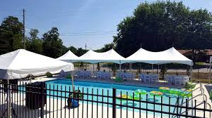 white tent rentals tent rentals cookeville tn party source rentals