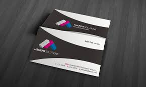 E Business Cards Free 25 Free Psd Business Card Templates That You Should Download