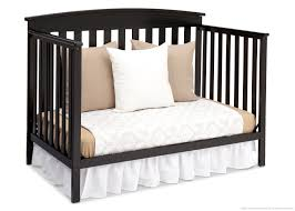 How To Convert Crib To Daybed Gateway 4 In 1 Crib Delta Children