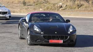 ferrari california 2015 2015 ferrari california to have 552 hp and f12 berlinetta inspired