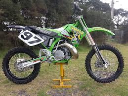 evo motocross bikes 1997 kawasaki kx250 madmatt579 u0027s bike check vital mx