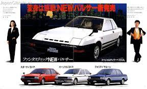 nissan pulsar 1982 n12 japanclassic