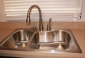How To Install Delta Kitchen Faucet How To Install A Delta Kitchen Faucet