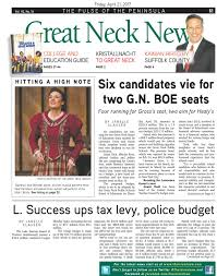The Garden City News By Litmor Publishing Issuu Great Neck News 4 21 17 By The Island Now Issuu
