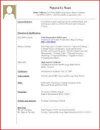 proper resume format best of updated resume formats resume pdf