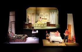 Alan Ayckbourn Bedroom Farce Theatre Review Bedroom Farce At Oldham Coliseum Theatre