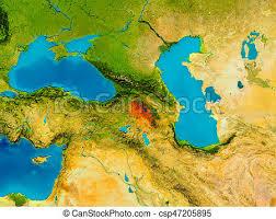 armenia on world map armenia on map map of armenia on globe with metallic land and