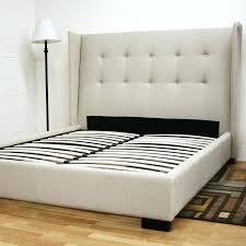 Bed Frame High High Bed Frames High Bed Frame Black Bed Frame On