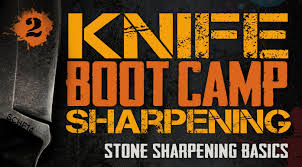 sharpening kitchen knives with a stone how to sharpen a knife with a stone to a shaving sharp knife