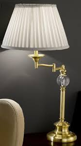 Brass And Crystal Table Lamps Brass Table Lamps Antique Brass Table Lamps Gold Table Lamps