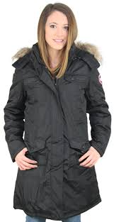 Womens Winter Coats Plus Size Canada Weather Gear Women U0027s Faux Down Goose Winter Jacket Coat