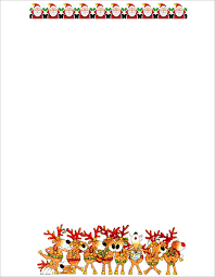 free letters templates 15 christmas paper templates free word pdf jpeg free