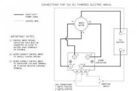 12 volt winch solenoid wiring diagram runva winch wiring diagram