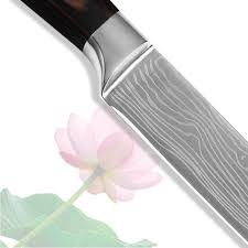 sell slicing knife 8 inch high carbon stainless steel blade