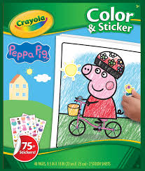 crayola peppa pig review giveaway mum to five