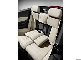 1 Series Convertible 2012 Bmw 1 Series Convertible Interior Rear Seats Wallpaper 13