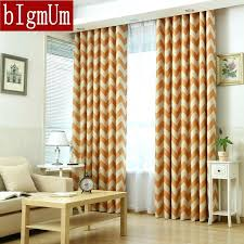 Light Blue Curtains Blackout Yellow Patterned Curtains U2013 Teawing Co