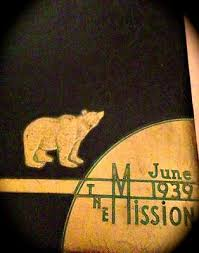 mission high school yearbook 1939 mission high school yearbook the mission san francisco ca