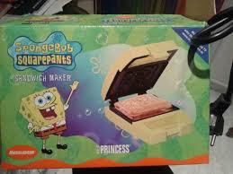 tostapane spongebob rapporto avete con gli elettrodomestici