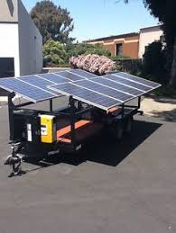 Solar Panels For Lights - solar lighting towers has manufactured high quality portable 3