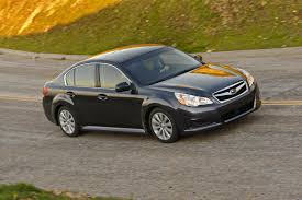 subaru car 2010 subaru liberty 2 5i review private fleet