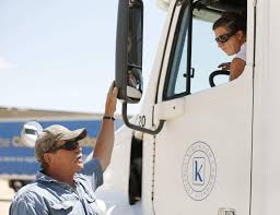 industry tries to address nationwide truck driver shortage as