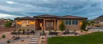 custom homes and pools in st george ut hewett contracting