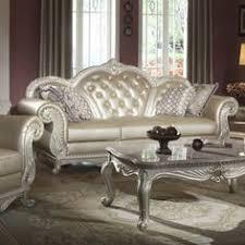 sofa dresden dresden tufted sofa loveseat in chagne velvet