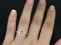 teardrop diamond ring best 25 teardrop engagement rings ideas on teardrop