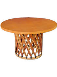 Mexican Dining Room Furniture Round Pedestal Mexican Dining Table Dining Table Design Ideas