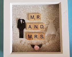 Wedding Gift Kl Gift Frame Etsy