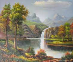 landscape painting artists 532 best paisajes images on landscapes landscape and