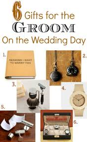 what of gifts to give at a bridal shower wedding gift simple gifts to give your groom on wedding day