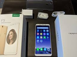 Oppo F5 Oppo F5 Goes On Sale In India Price Features Specs And More