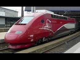 Thalys Comfort 1 Thalys Comfort 2 Amsterdam To Brussels Youtube