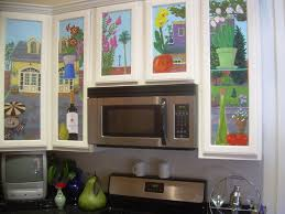 Cabinets New Orleans Kitchen Cabinet Mural Traditional Kitchen New Orleans By