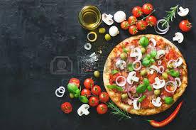 tomates cuisin s ingrédients alimentaires et des épices pour les chignons de