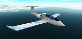 Elon Musk Electric Jet | airbus e fan electric airplane inhabitat green design