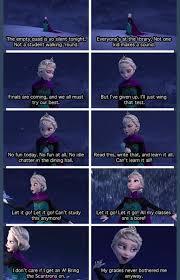 Disney Frozen Meme - frozen parody marchaelary