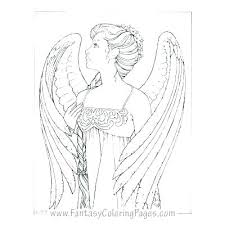 coloring page angel visits joseph coloring pages angel